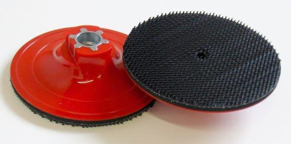 QRS Rigid Long Hook Back-Up Pad