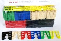 ASSORTED PLASTIC PACKERS 3
