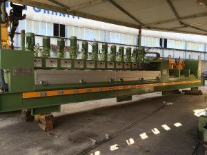 Barsanti LCA100 reconditioend polishing line