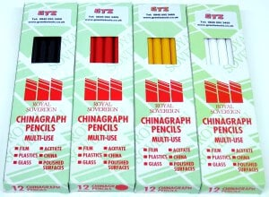 CHINAGRAPH PENCILS 1
