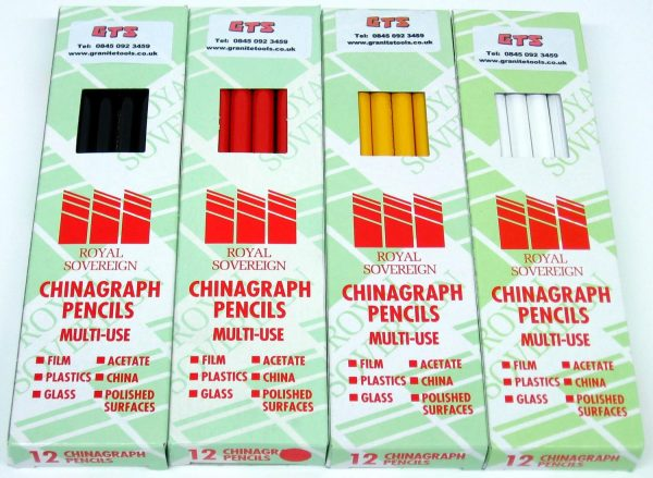 CHINAGRAPH PENCILS 1