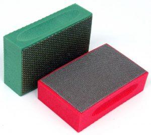 Diamond Hand Pads