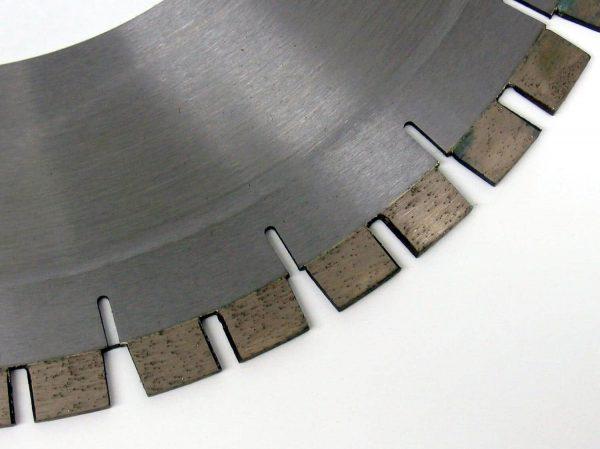 Granito-LP Bridge Saw Blades
