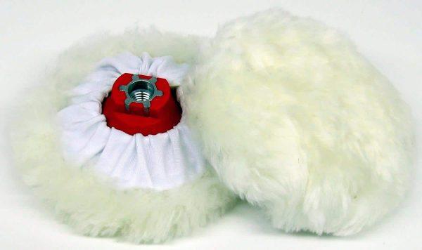 Lambswool Drawstring Bonnet