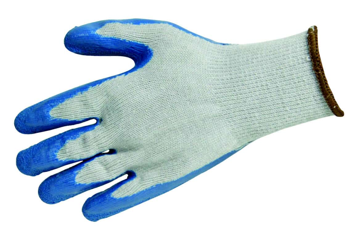 Latex Builder Gloves