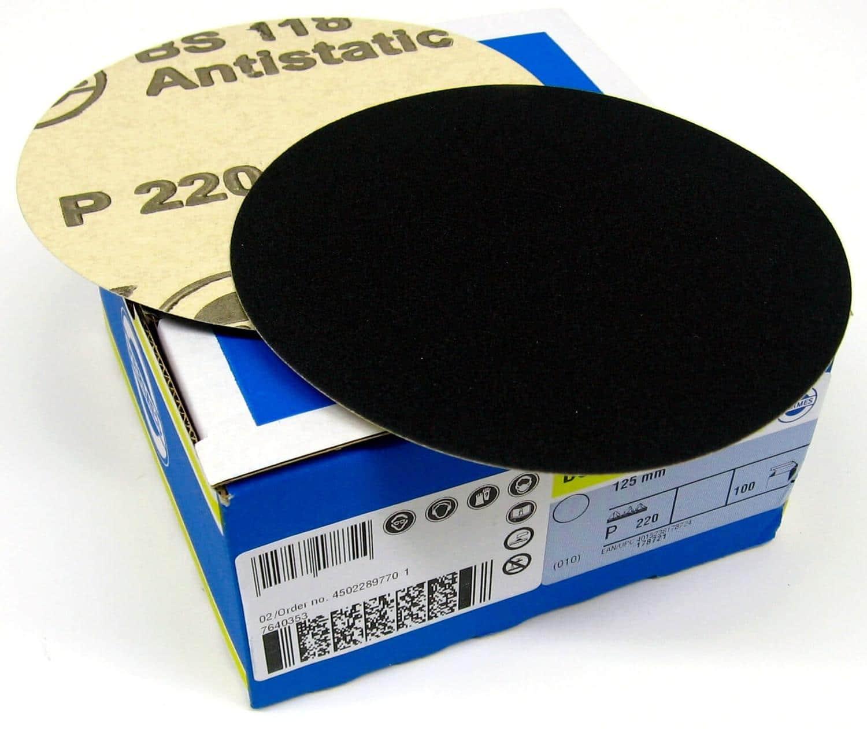 Plain Paper Polishing Discs