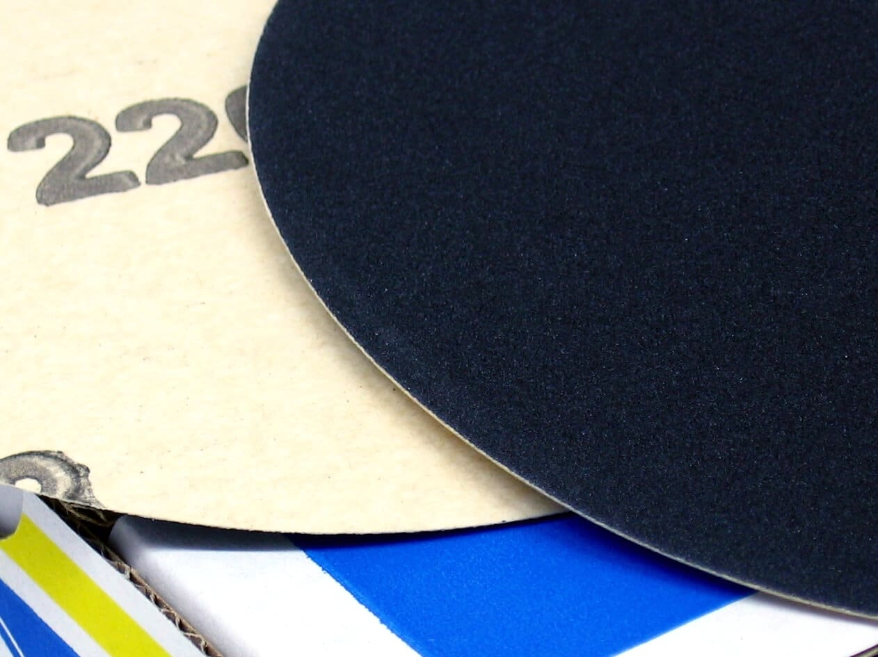 Plain Paper Polishing Discs