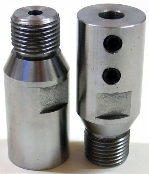 Solid Drill - Continental Adaptor