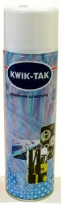P31 Kwik-Tak Spray Adhesive
