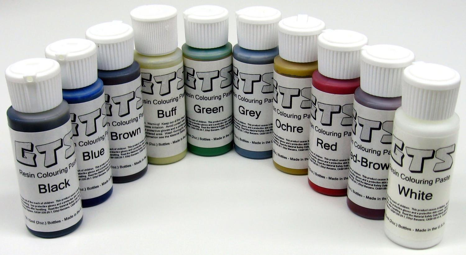 Stone-Stik Colour Pastes