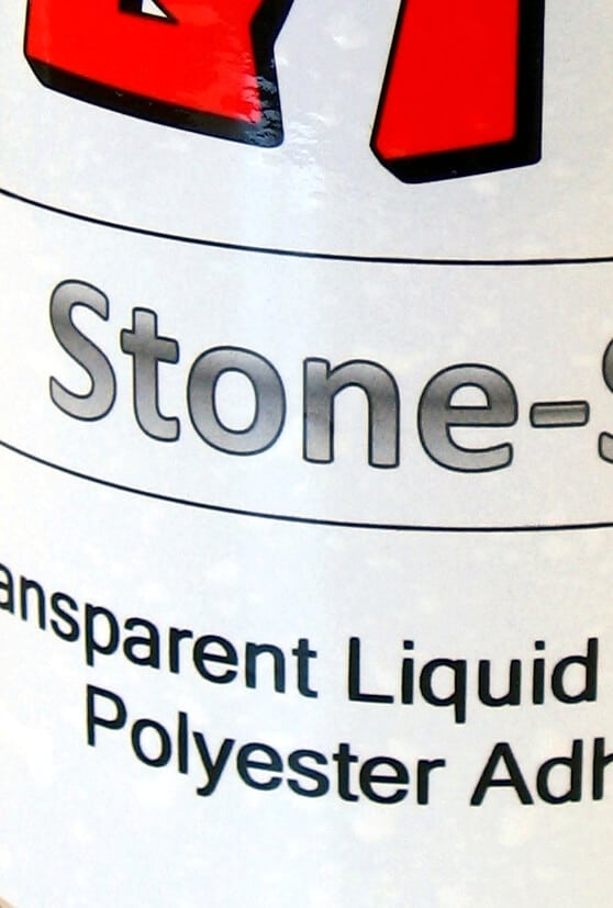 Stone-Stik Liquid/Horizontal Glue