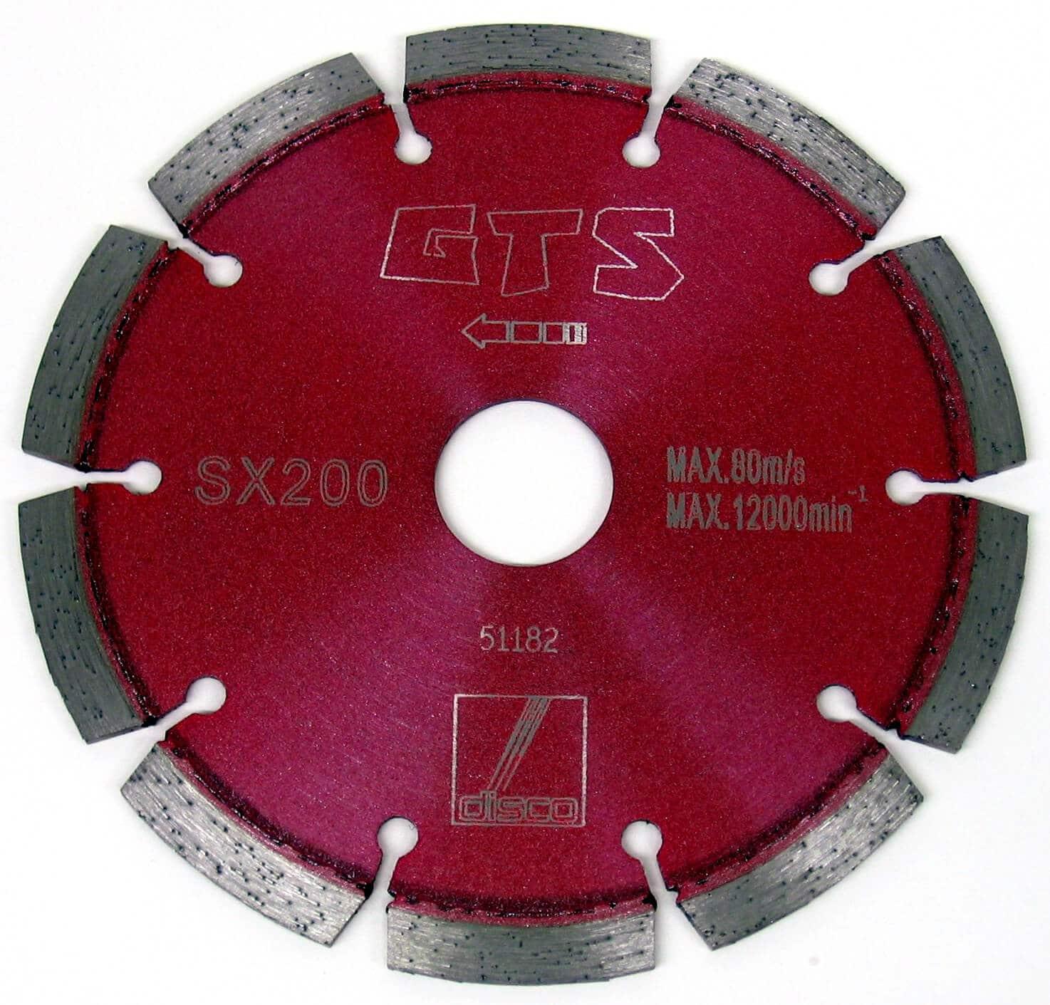 SX200 Blades