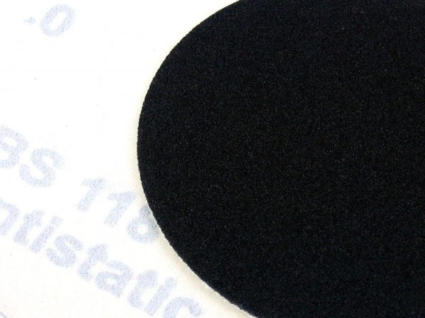Velour Paper Polishing Discs